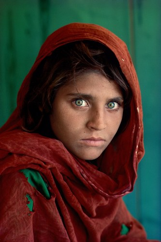 mostra icons steve mccurry
