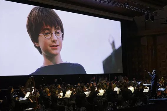 orchestra italiana del cinema harry potter tour cina
