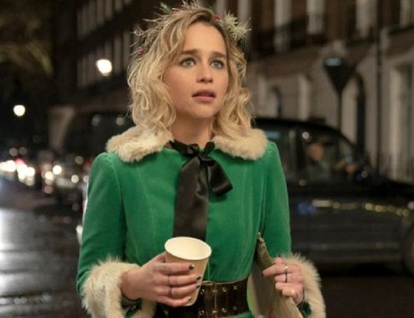Last Christmas, love story ambientata a Londra, con protagonista Emilia Clarke, in anteprima nei cinema The Space con Ladies Night
