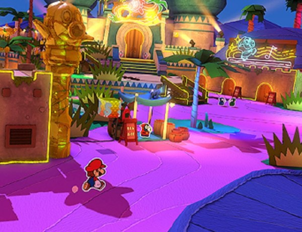 Paper Mario: The Origami King annunciato per Nintendo Switch