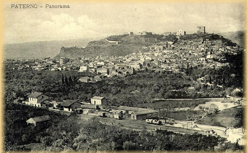 panorama Paternò