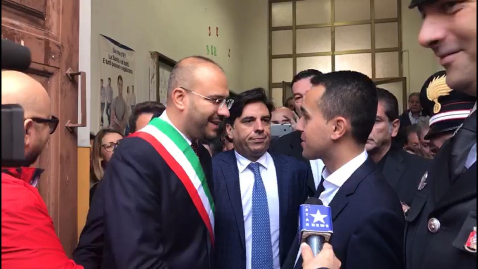 """Biancavilla, """"Caro Di Maio ti scrivo…"""": il sindaco chiede tempi certi per i fondi post-terremoto"""