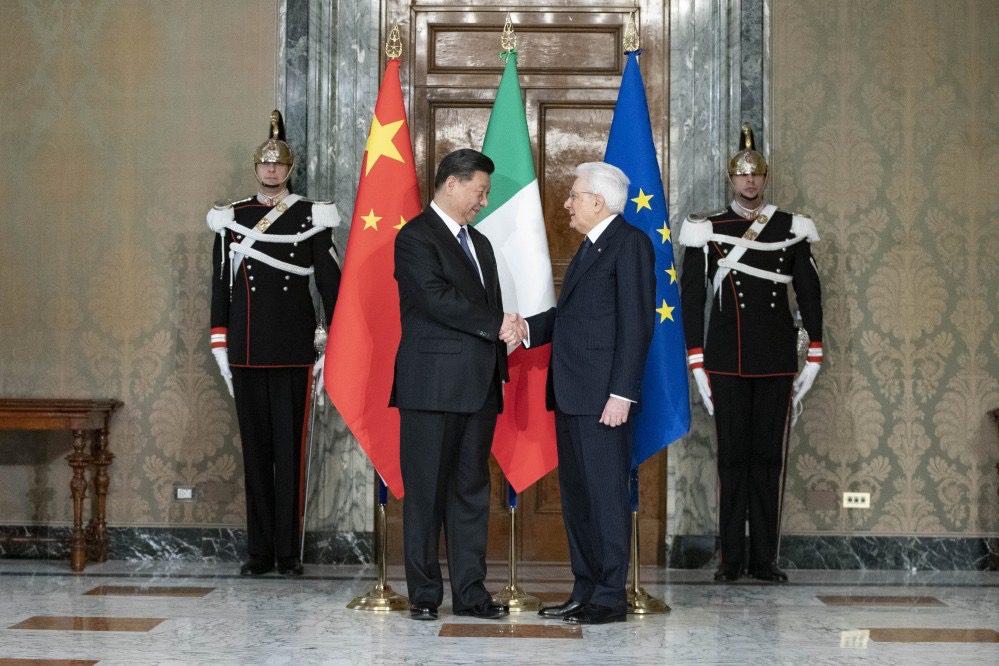 Italia-Cina, Palermo pronta ad accogliere il presidente Xi Jinping: la Via della Seta passa per la Sicilia
