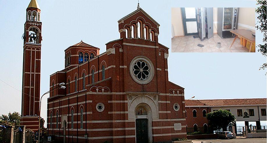 Paternò, furto al Santuario della Madonna della Consolazione: il bottino è di pochi spiccioli