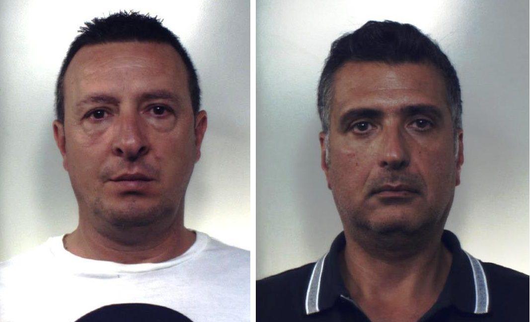 Bronte, arrestati per estorsione Montagno Bozzone e 48enne di Maletto: chiesero pizzo a imprenditore edile (VIDEO)