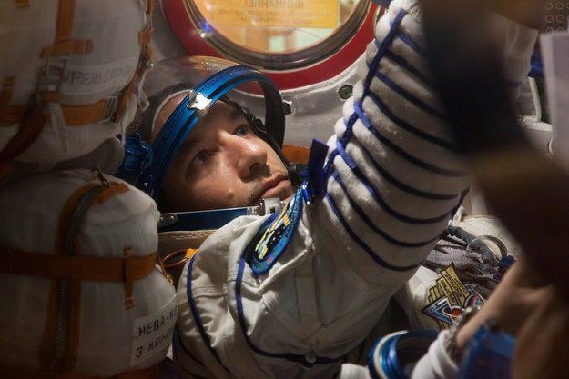 """Spazio, la nuova sfida in orbita di AstroLuca: """"Mi prenderò cura degli altri due astronauti"""""""