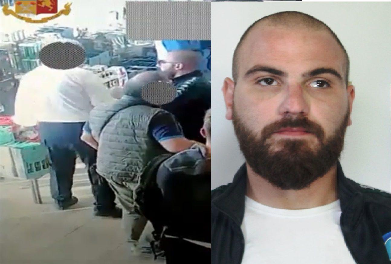 Calcio, ultrà del Catania arrestato dalla Polizia: in trasferta rapinò autogrill e aggredì direttore (VIDEO)