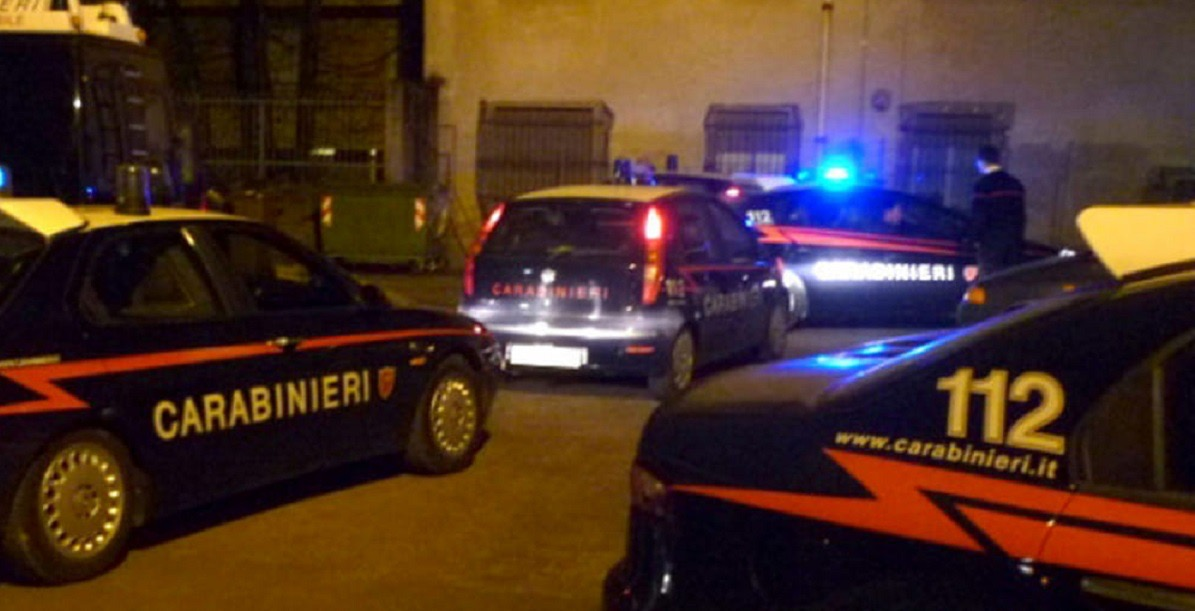 Catania, operazione antimafia dei Carabinieri contro la ...