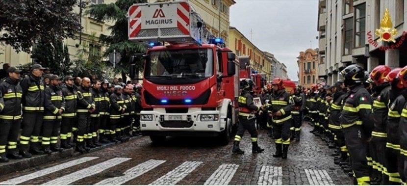 Al 'Bellini' di Catania Mattarella darà medaglia al Merito Civile ai Vigili del Fuoco: il 21 novembre, per le vittime di Alessandria