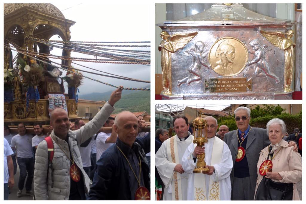 Adrano, il 'diario' del Giubileo di San Nicolò Politi: l'ha redatto il confrate Francesco Alì