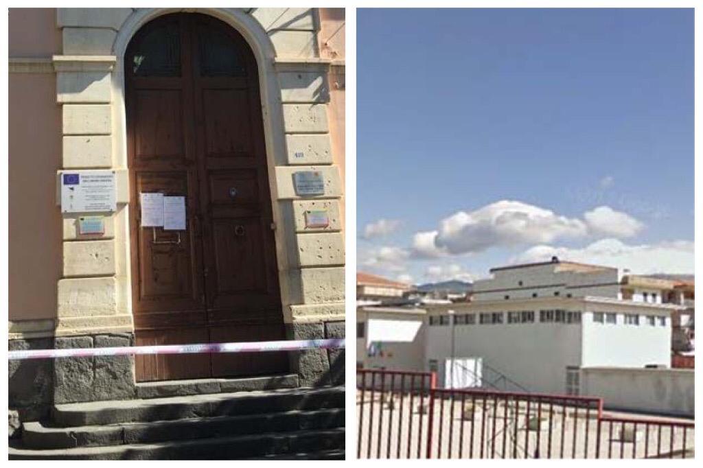 Biancavilla, pronte alla riapertura le scuole 'Marconi' e 'Verga': ultimata la messa in sicurezza post-sisma