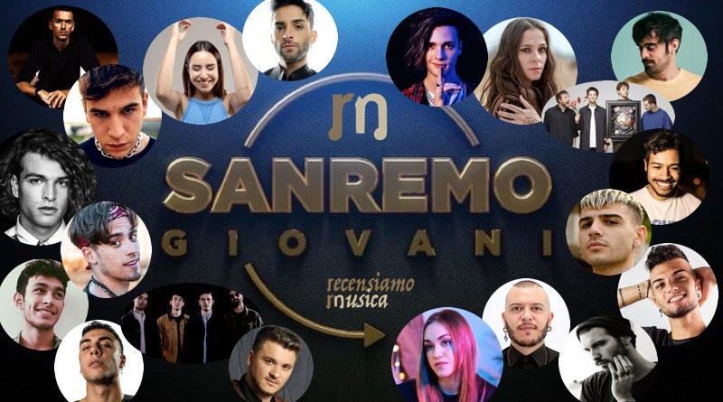 Sanremo Giovani, alle selezioni due cantanti di Catania: serata finale il 19 dicembre