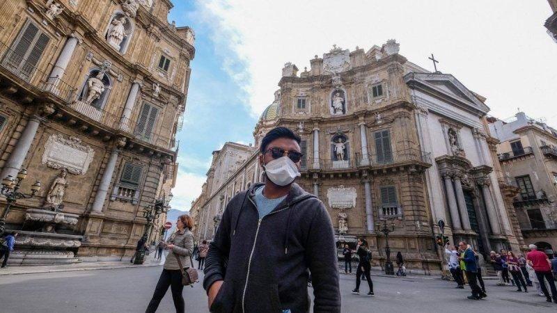 Coronavirus, in Sicilia l'indice Rt di contagiosità è 0,55: tra i valori più bassi con Calabria e Sardegna