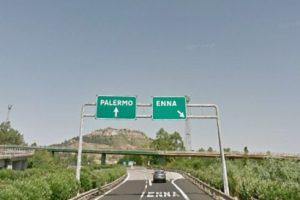 Incidente A19 Palermo-Catania