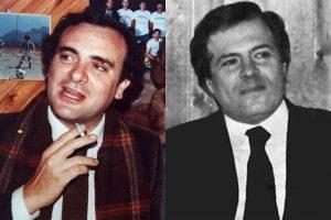 Catania, la Polizia ricorda Beppe Montana e Giovanni Lizzio: corone di alloro sulle tombe dei due grandi poliziotti