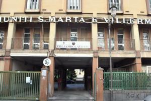Catania, demolizione ospedale Santa Marta e restauro palazzo settecentesco: sopralluogo di Musumeci e tecnici