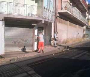 Paternò, pulizia del territorio: Dusty e associazioni private provvedono ai lavori necessari