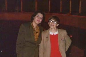 """""""Ho conosciuto la grandissima Franca Valeri: severa e materna mi fece innamorare del melodramma"""""""