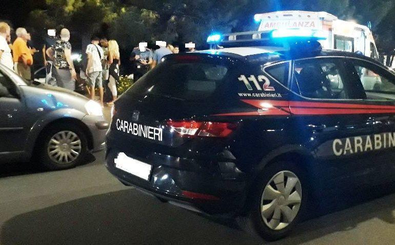 Paternò, scooter 'sparisce' dopo scontro con Fiat 500: feriti i due minori a bordo