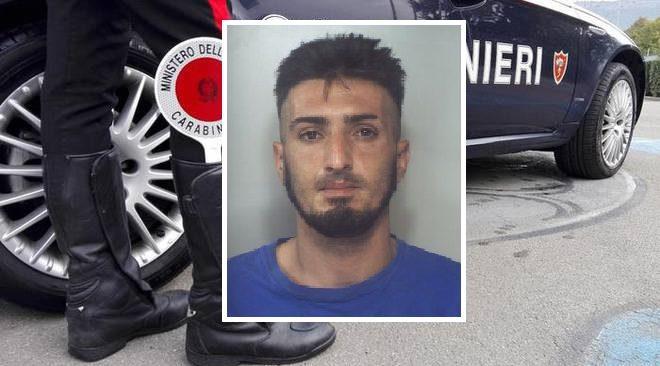 Catania, 28enne evade per 6 volte dai domiciliari: trasferito in carcere