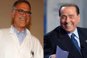 """Coronavirus, il medico di Berlusconi: """"Era provato e spaventato. La situazione poteva sfuggire di mano"""""""
