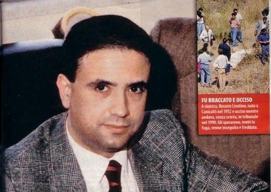 """Mafia, Patronaggio sul permesso all'omicida di Livatino: """"Perdono da dissociazione o si deve pretendere la collaborazione?"""""""