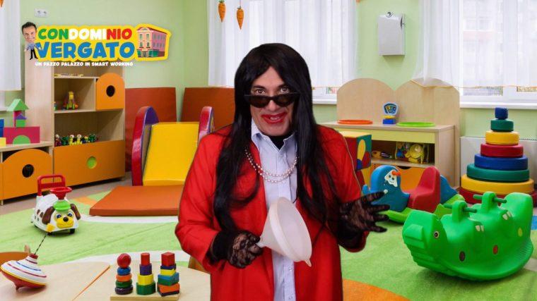 Sul canale nazionale Bom Channel oggi apre il Condominio Vergato: da stasera lo show del comico catanese