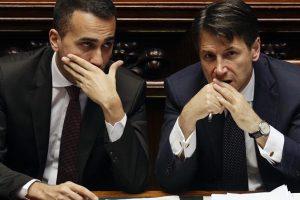 M5S, sondaggio sui leader: Conte è più amato di Di Maio