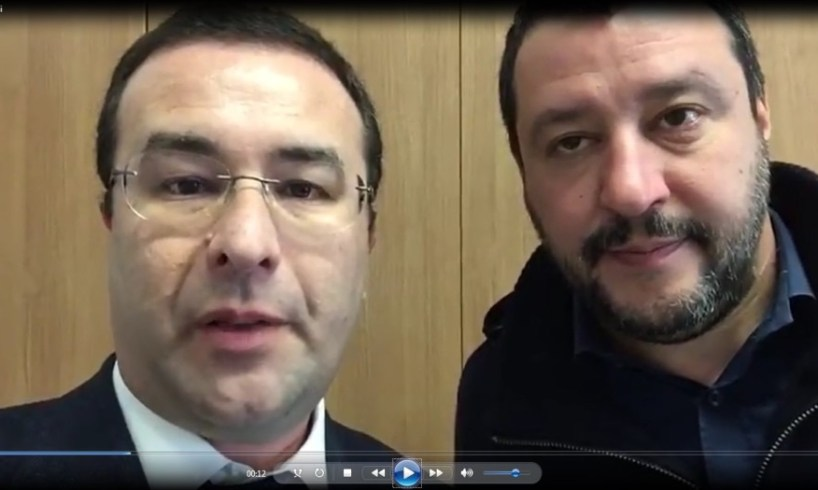 """Processo a Salvini, Candiani: """"Tre giorni a Catania non sarà manifestazione contro i magistrati"""""""