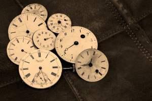 Il tempo: forma, ritmo e misura. L'esattezza per non generare il caos