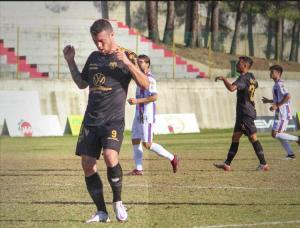 Calcio Serie D, un punto di qualità per il Paternò: 1-1 a San Luca