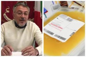 "Belpasso, appello del sindaco Motta: ""Serve sangue immune per nostro concittadino"". I numeri da chiamare"