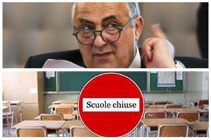 """Paternò, Lagalla (Regione): """"Subordinare chiusura scuole a parere sanitario. Provvedimenti rischiano impugnative"""""""