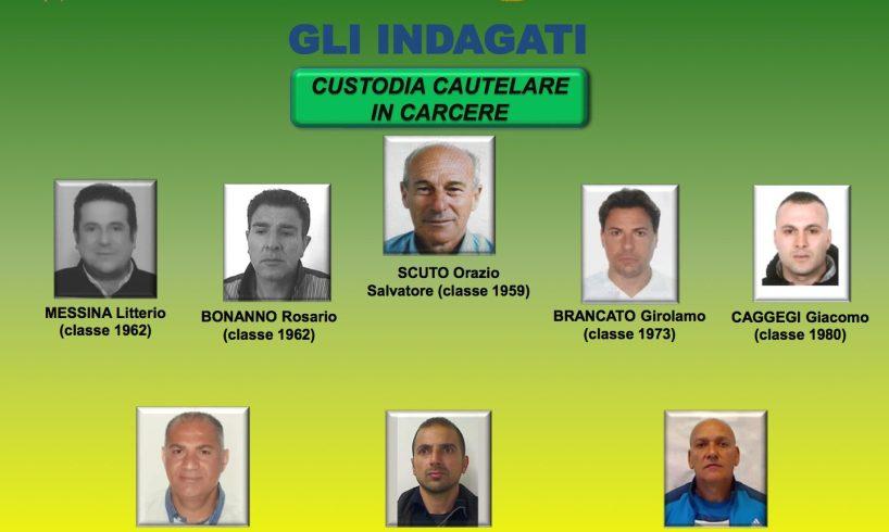 Mafia, reggente clan Laudani con i pizzini gestiva l'azienda dal carcere: ai domiciliari 2 di Paternò e un biancavillese