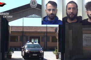 Gravina di Catania, tentano di rubare una Giulietta sotto gli occhi dei carabinieri: terzetto arrestato in flagranza