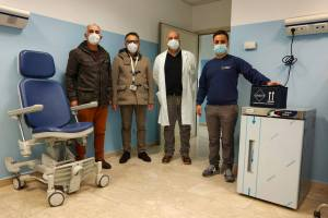 """Bronte, l'ospedale 'Castiglione-Prestianni' da domani punto di vaccinazione. Il sindaco di Maletto: """"Segnale di speranza per il territorio"""""""