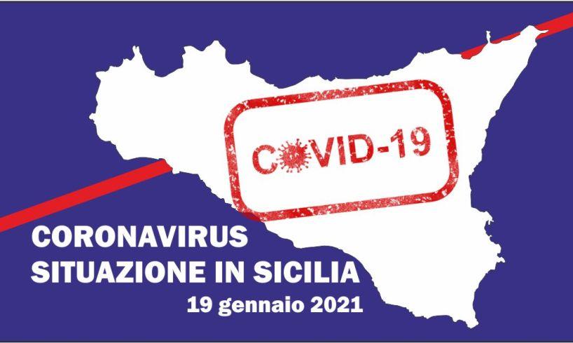Coronavirus, Sicilia prima regione in Italia per nuovi casi: 1641 con 21167 tamponi. I morti sono 37, i guariti 962