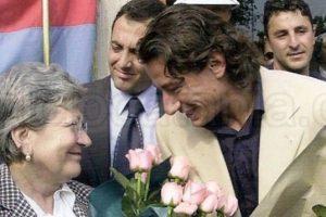 Catania, addio a Grazia Codiglione moglie di Angelo Massimino: fu presidente della società