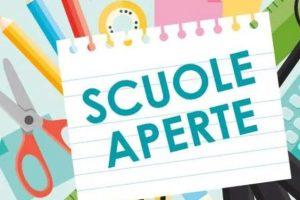 Scuola: da lunedì in Sicilia in presenza asili, materne ed elementari: le superiori tra il 50 e il 100%