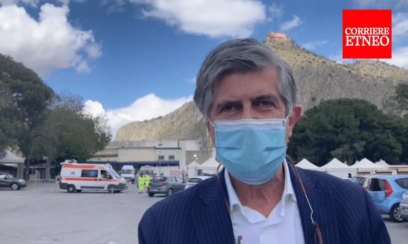 """Covid, imprenditore romano viene in Sicilia per vaccinarsi: """"Approfitto dell'Open week-end"""" (VIDEO)"""