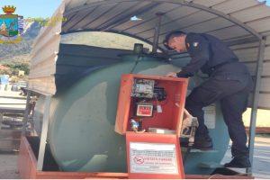 Palermo, frode sulle accise: sequestrati 12500 litri di gasolio agricolo