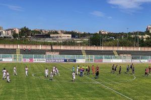 Calcio, per il Paternò pareggio deludente contro il Marina di Ragusa: gli avversari segnano con un solo tiro in porta