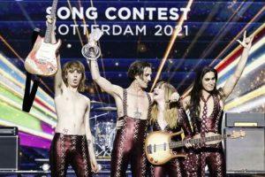 I Maneskin trionfano anche all'Eurovision Song Contest: il quartetto rock piange di gioia