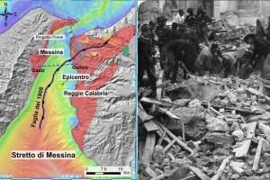 Terremoti, scienziati scoprono la faglia che provocò il terremoto di Messina nel 1908: ricerca pubblicata da rivista internazionale