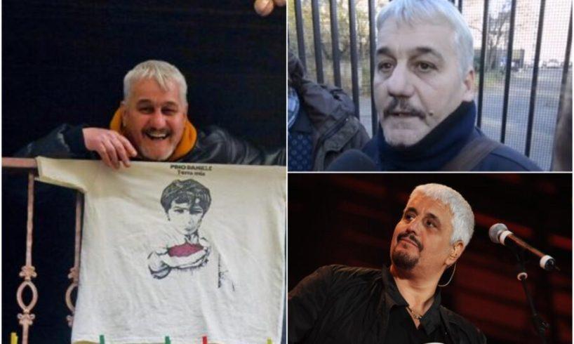 Muore per arresto cardiaco uno dei fratelli di Pino Daniele: Salvatore era il volto di 'Terra mia'