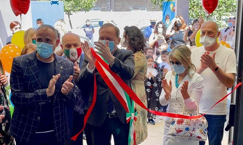 Paternò, riconsegna ufficiale del plesso 'Buonarroti' all'IC 'Nicolosi': conclusi i lavori di messa in sicurezza