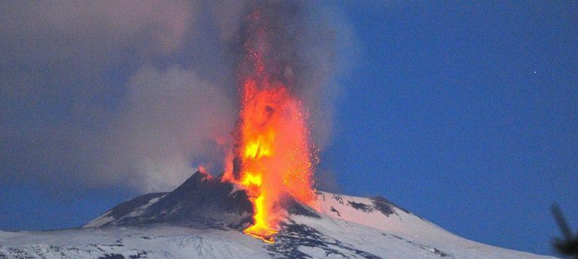 Etna, il fianco orientale scivola verso est: studio internazionale sulle faglie della Pernicana