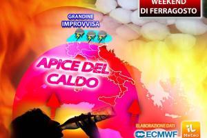 Caldo, 'Lucifero' ha i giorni contati: da lunedì in Italia la situazione cambierà
