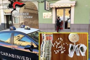 Biancavilla, la tavola calda era 'stupefacente': arrestato 45enne gestore di un bar