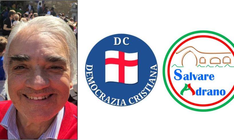Adrano, la Dc torna per il candidato Birtolo: a sostegno anche una lista civica
